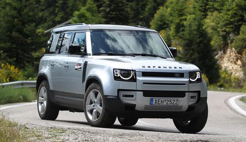 Land Rover Defender 110 2.0 SD4 240 PS