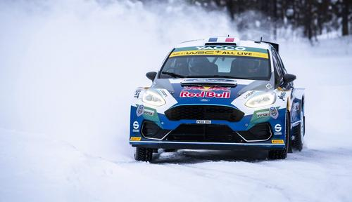 Ford Fiesta Red Bull Adrien Fourmaux